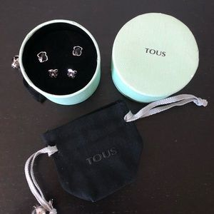Tous Onix earrings